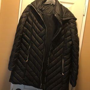 Nautica midlentgth NW puffer coat